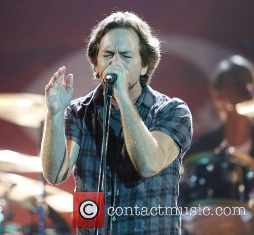 Eddie Vedder and Jam 4