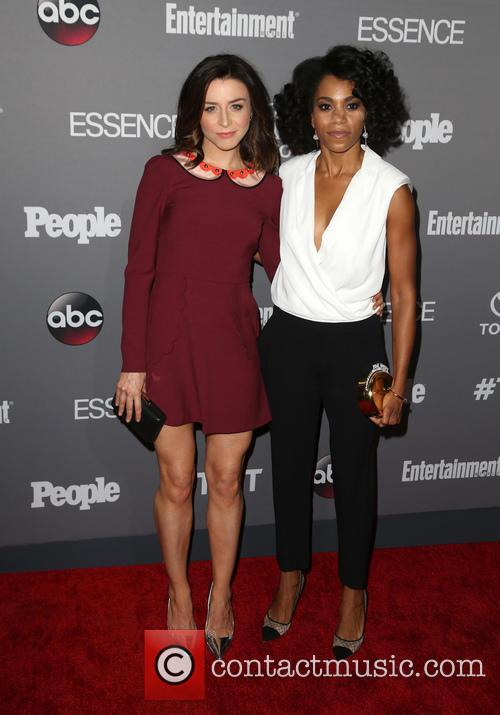 Caterina Scorsone and Kelly Mccreary 2