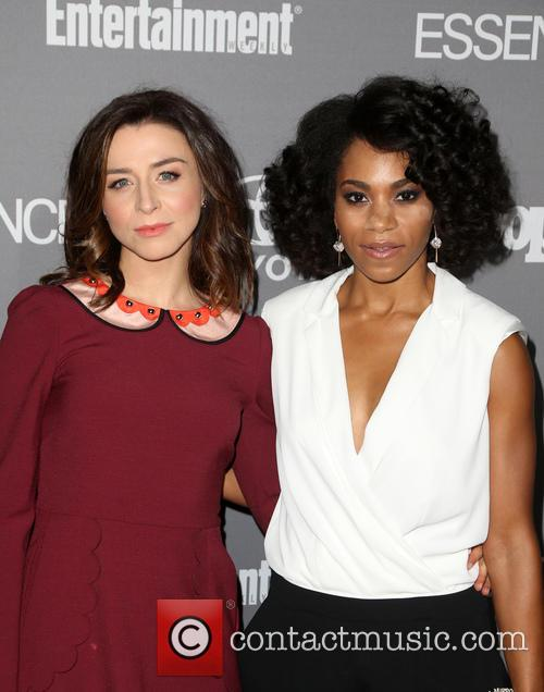 Caterina Scorsone and Kelly Mccreary 4