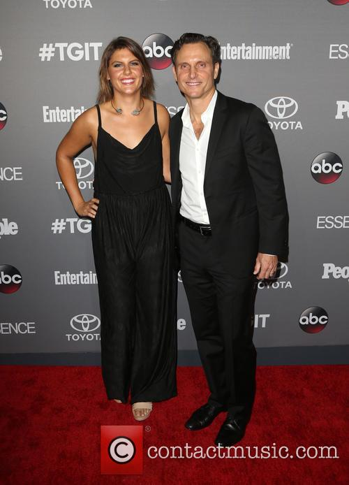 Tony Goldwyn and Jane Musky 2