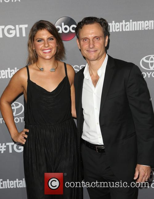 Tony Goldwyn and Jane Musky 4