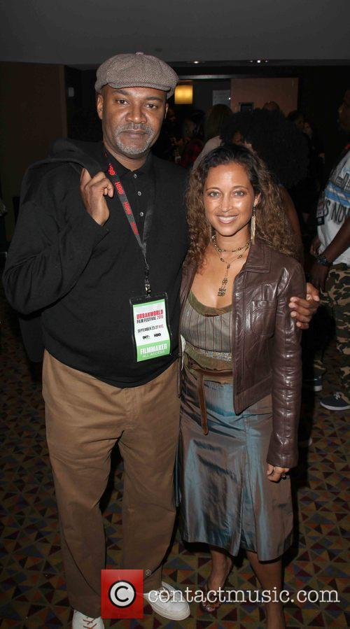 Gabrielle, Director, Nelson George and Festival Director 1