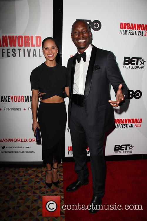 Misty Copeland and Tyrese Gibson 2