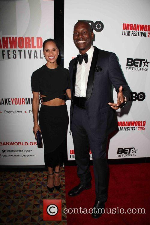 Misty Copeland and Tyrese Gibson 1