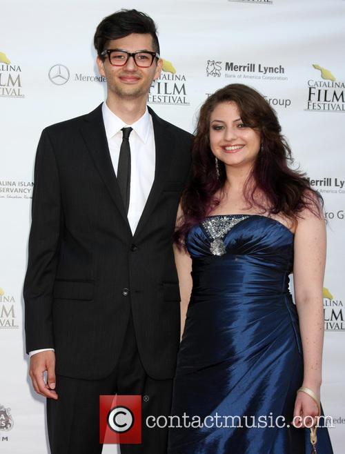 Brandon Woodward and Lia Woodward 1
