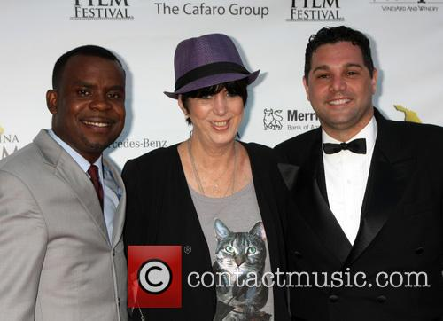 Delious Kennedy, Diane Warren and Ron Truppa 1