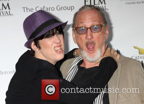 Diane Warren and Robert Englund 1