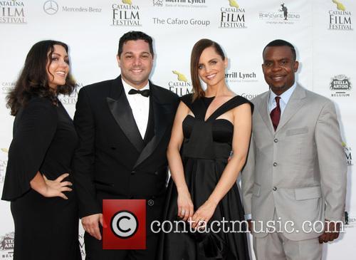 Jennifer Chidester, Ron Truppa, Mena Suvari and Delious Kennedy 1