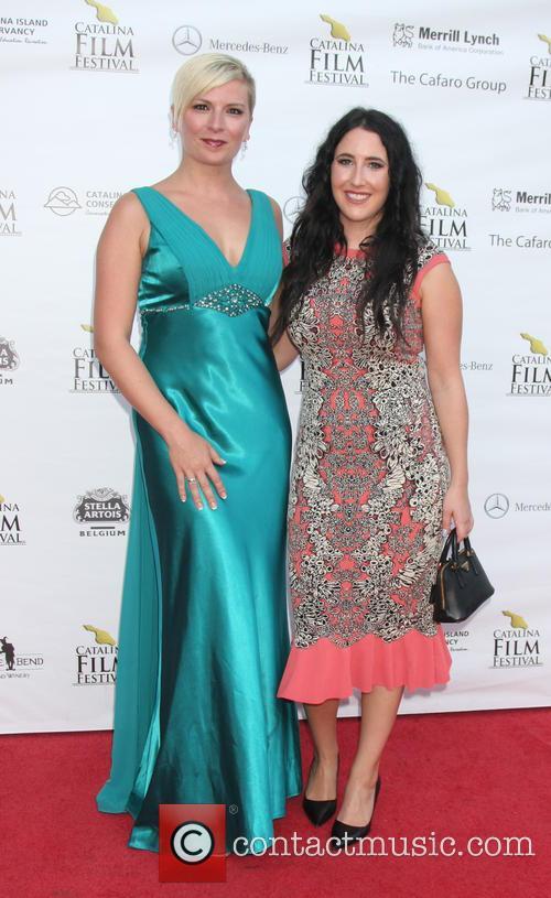 Kate Green and Patricia Beckerman 1