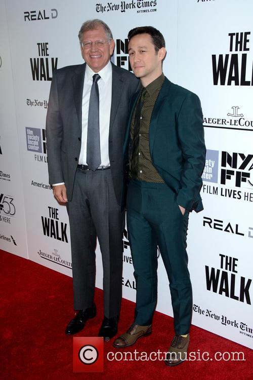 Robert Zemeckis and Joseph Gordon-levitt 1
