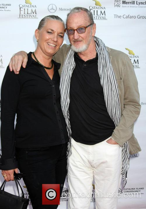 Nancy Booth and Robert Englund 1