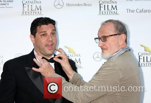 Ron Truppa and Robert Englund 1