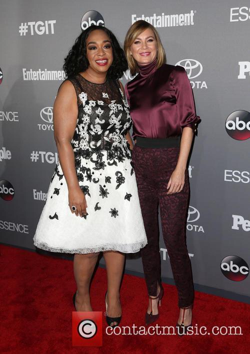 Shonda Rhimes and Ellen Pompeo 2