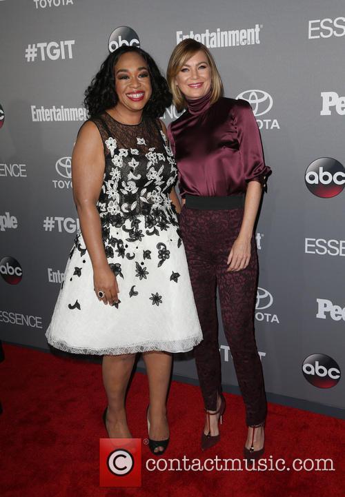 Shonda Rhimes and Ellen Pompeo 3