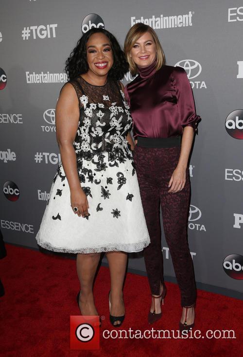 Shonda Rhimes and Ellen Pompeo 4