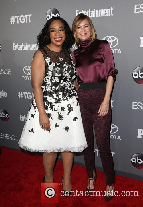 Shonda Rhimes and Ellen Pompeo 5