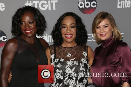 Viola Davis, Shonda Rhimes and Ellen Pompeo 1