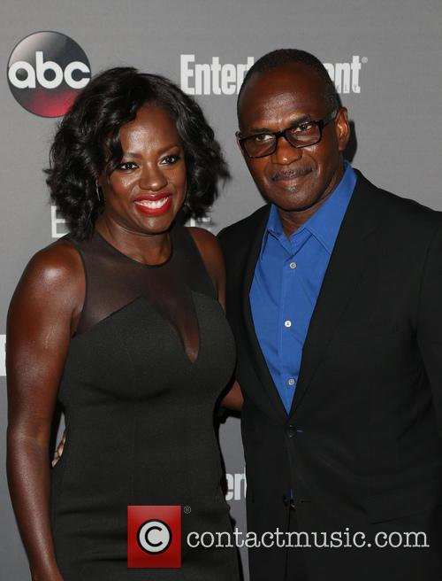 Viola Davis and Julius Tennon 5