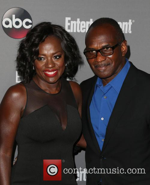 Viola Davis and Julius Tennon 6