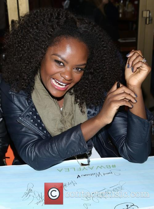 Shanice and Flea 1