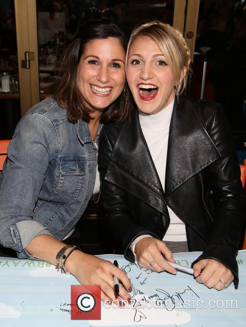 Stephanie J. Block and Annaleigh Ashford 2