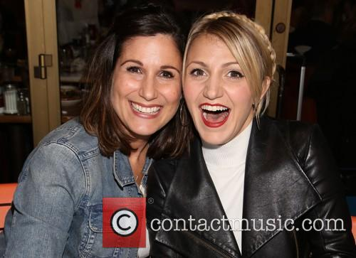 Stephanie J. Block and Annaleigh Ashford 1