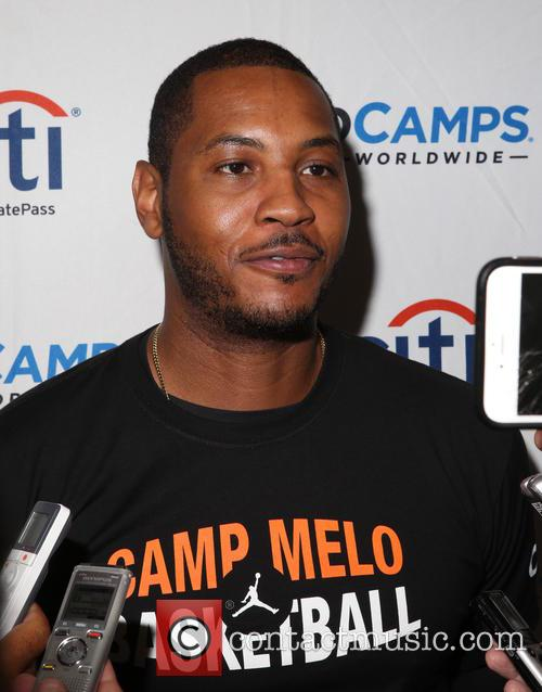 Carmelo Anthony 8