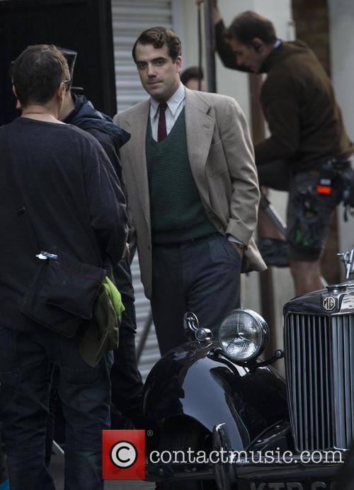 The Filming of The Crown