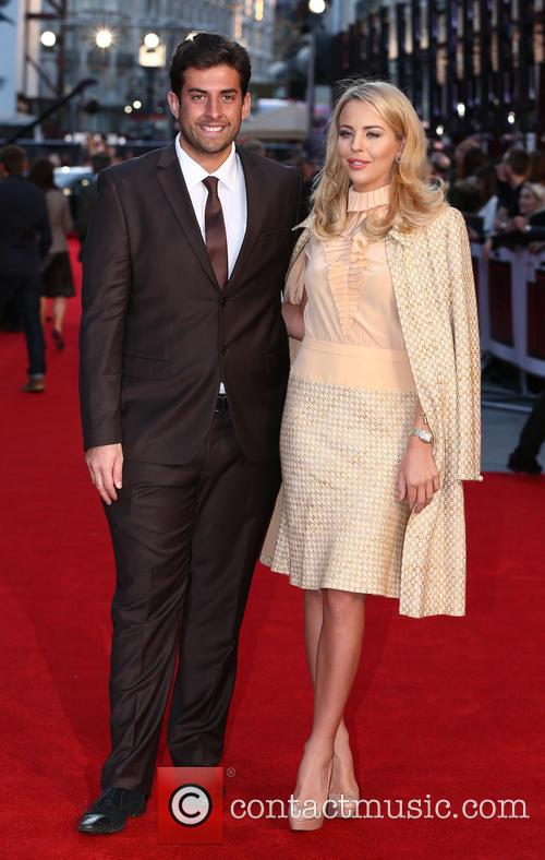 James Argent and Lydia Rose Bright 2