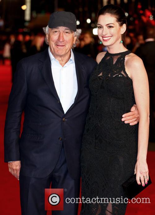 Robert De Niro and Anne Hathaway 3