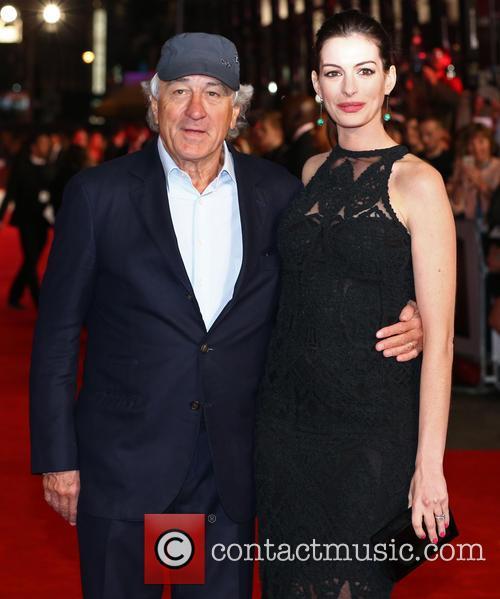 Robert De Niro and Anne Hathaway 4