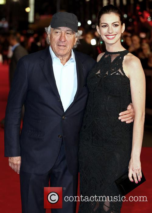 Robert De Niro and Anne Hathaway 6