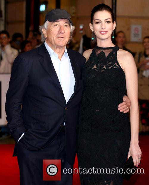 Robert De Niro and Anne Hathaway 7