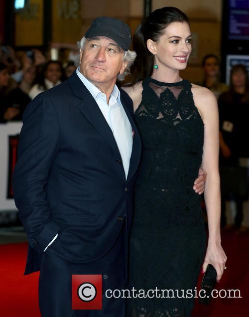 Robert De Niro and Anne Hathaway 8