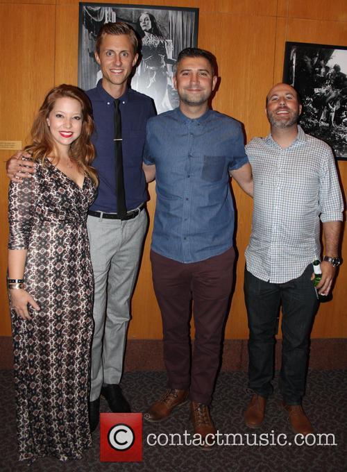 Devin, Amanda Lenker Doyle, Jordan Blum and Justin Wagman 3