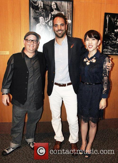 Jason Hampton, Daniel Cotroneo and Akiko Izumitani 2