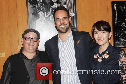 Jason Hampton, Daniel Cotroneo and Akiko Izumitani 1