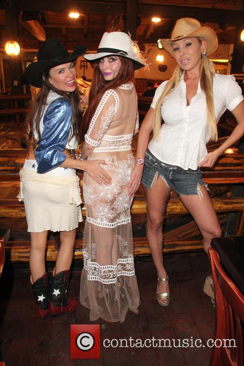Alicia Arden, Phoebe Price and Mary Carey 1