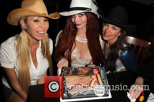 Mary Carey, Phoebe Price and Alicia Arden 3