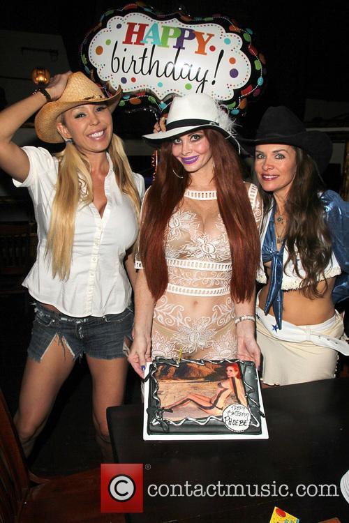 Mary Carey, Phoebe Price and Alicia Arden 1