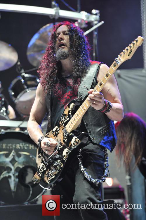 Queensryche and Michael Wilton 1