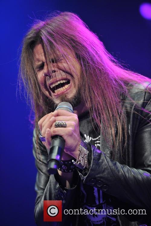 Queensryche and Todd La Torre 2