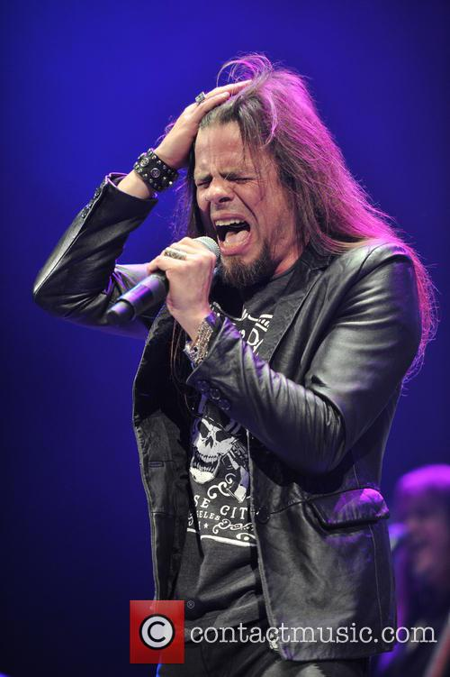 Queensryche and Todd La Torre 4
