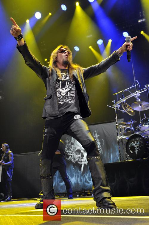 Queensryche and Todd La Torre 5