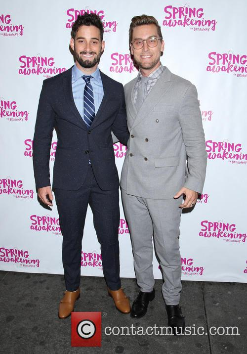 Michael Turchin and Lance Bass 3