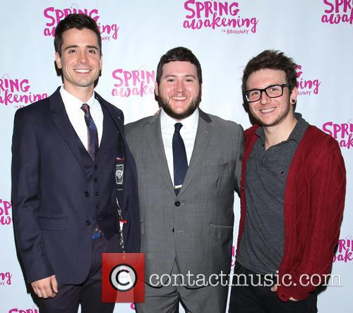 Matt Doyle, Brian Charles Johnson and Gerard Canonico 1