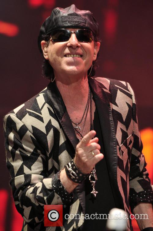 Scorpions and Klaus Meine 4