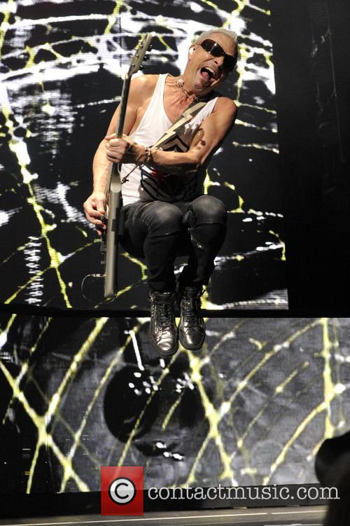 Scorpions and Rudolf Schenker 6