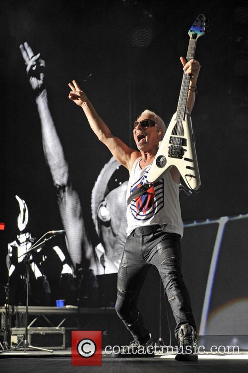 Scorpions and Rudolf Schenker 7