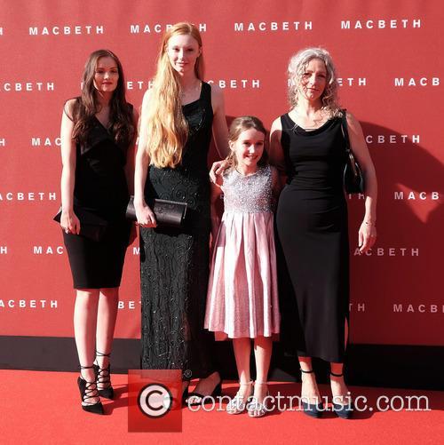 Lynn Kennedy, Kayla Fallon, Amber Rissmann and Seylan Baxter 1